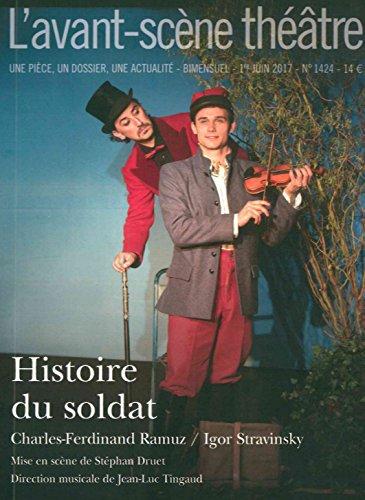 Histoire du Soldat par Ramuz C-F/Stravinsky