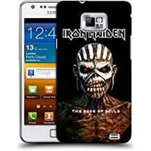 Official Iron Maiden The Book Of Souls Album Covers Hard Back Case for Samsung Galaxy S2 II I9100