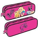 Barbie - - Trousse ovale Barbie 22 cm
