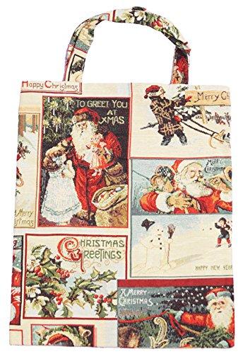 Bowatex Sac cabas sac pochette en tissu Shopper Bag poche de bistro Tapisserie royaltex Signare Nicolas FA