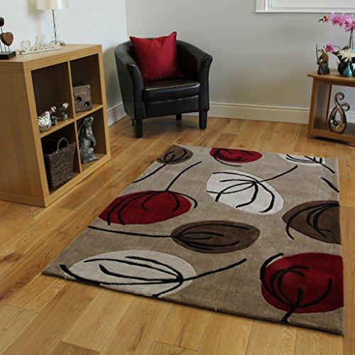 tappeto-moderno-tessuto-a-mano-poliestere-motivo-alberi-rosso-3-misure-disponibili