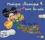 Fées Do Do : Musique Classique pour les petits (Coffret 3 CD)