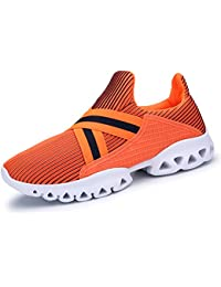 Killtec Irmo Allover 20555-03C - Zapatillas de senderismo de nailon unisex, color naranja, talla 43
