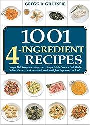 1001 Four-Ingredient Recipes