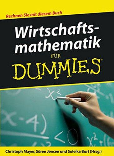 Wirtschaftsmathematik für Dummies