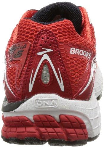 Brooks Ravenna 5 Men Herren Joggingschuhe Rot/Weiß/Schwarz
