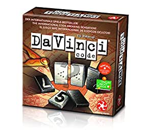 Sybex Verlag Winning Moves 70146 - Da Vinci Code