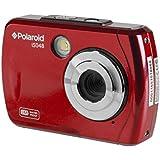 16MP Étanche jusqu'à 10 pieds - sous-marin partager appareil photo numérique Polaroid IS048 instantanée imperméable écran de 2,4 pouces (Rouge)