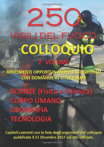 250 Vigili del Fuoco COLLOQUIO Vol.2