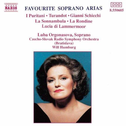 Airs célèbres pour soprano
