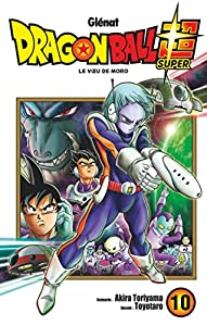 Dragon Ball Super Edition simple Tome 10