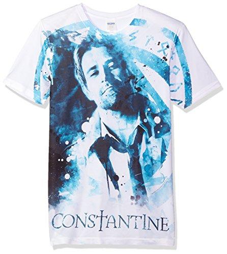 Trevco Men's Constantine Splatter Sublimated T-Shirt
