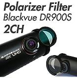 Moovika Polarizer Filter Clip, kompatibel mit BlackVue DR900S 2CH