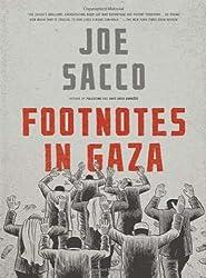Footnotes in Gaza: A Graphic Novel by Joe Sacco (2009-12-22)