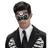 Augenmaske Halloweenmaske Spinne Gesichtsmaske Vampir Gruselige Domino Maske Kostüm Zubehör Erwachsene Vampirmaske Halloween