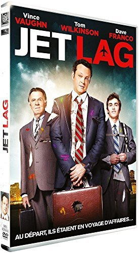 Jet lag [FR Import] [DVD] Vaughn, Vince; Franco, Dave; Wilkinson, Tom; Scott,... by Vince Vaughn