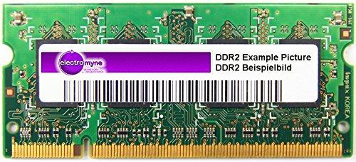 256MB Hynix DDR2-667 RAM PC2-5300S 1Rx16 HYMP532S64BP6-Y5 AB Laptop Memory (Generalüberholt) -