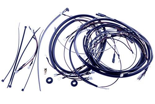 Kabelbaum passend für Simson S50 S51B S51E mit Blinkerkabel (U-kabelbaum)