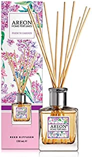 Areon Home Perfume Reed Diffuser 150 ml 10 Rattan Reeds - French Garden