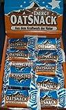 Davina Energy OatSnack, Müsli Riegel von Hand gemacht, Banane-Schoko, 30 x 65 g, 1er Pack (1 x 1.95 kg)