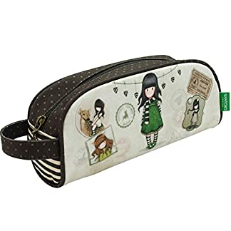 Gorjuss The Scarf Large Pencil Case