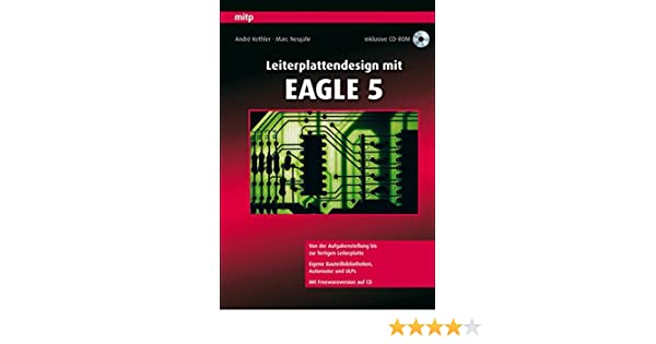 leiterplattendesign eagle 5