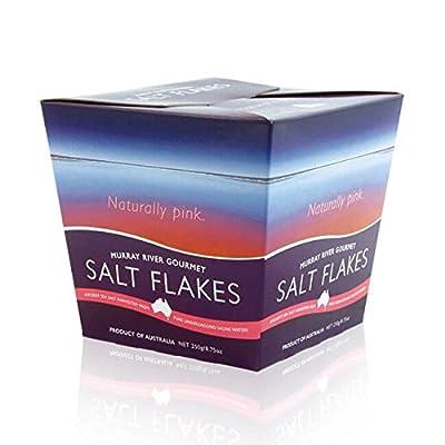 Murray River Salt / Australische Salzflocken Pink, 250 g von Sydney & Frances GmbH & Co. KG - Gewürze Shop