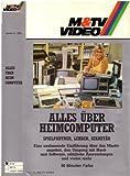 Alles über Heimcomputer - Spielpartner, Lehrer, Sekretär (Technik-Ratgeber-VHS-Video von 1983! Glasbox!)