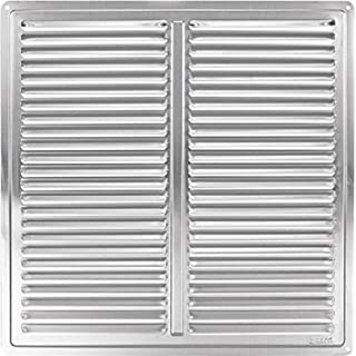 Stainless Steel Air Vent Grille Cover 300x300 (12x12