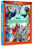 Locandina Zootropolis 3D (2 Blu-Ray);Zootropolis