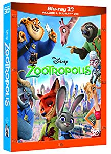 Zootropolis 3D (2 Blu-Ray)