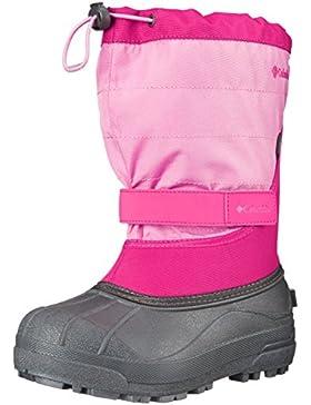 Columbia Powderbug Plus Ii, Zapatillas de Deporte Exterior Unisex Niños