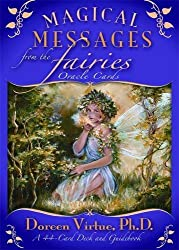 Magical Messages From The Fairies Oracle Cards (Card Deck & Guidebook)