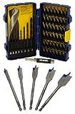 Irwin Tools 4935569Bohren und Verschluss Drive teilig 4094Kit