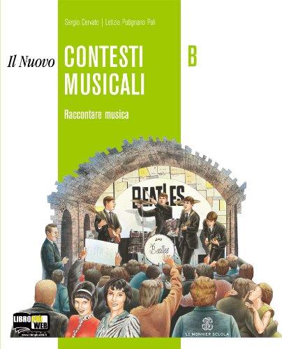 Il nuovo contesti musicali. Per la Scuola media: 2