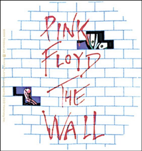 "Preisvergleich Produktbild PINK FLOYD The Wall Sticker, Officially Licensed Classic Rock Artwork- 4.25"" x 4""- Long Lasting Sticker AufkleberDECAL"