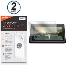 Wacom Cintiq 13HD Touch DTH-1300, protector de pantalla, ® [BoxWave ClearTouch (2-Pack) y antihuellas película mate Skin para Wacom Cintiq 13HD Touch DTH-1300, 13HD DTK-1300| Cintiq Companion 2dth-w1310