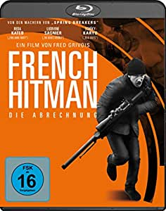 french hitman die abrechnung blu ray reda kateb pascal demolon patrice. Black Bedroom Furniture Sets. Home Design Ideas