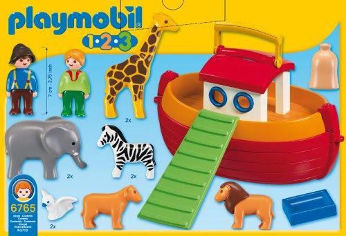 PLAYMOBIL 6765 – Meine Mitnehm-Arche Noah - 3