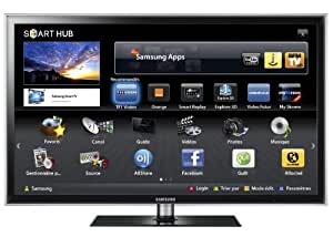 samsung ue40d6200 tv lcd 40 101 cm led 3d hd tv 1080p 200 hz 4 hdmi usb tv vid o. Black Bedroom Furniture Sets. Home Design Ideas