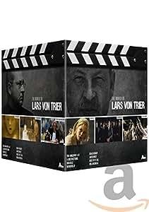 Coffret Lars von Trier Collection 10 DVD - Five Obstructions - Le Director - The Kingdom (Riget, L'Hopital des Fantômes (4 DVD)) - Manderlay - Antichrist - Dogville - Dear Wendy (de Thomas Vinterberg)
