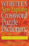 Best Crossword Puzzle Dictionaries - Webster's New Explorer Crossword Puzzle Dictionary Review