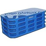 Haut-parleur stéréo BluetoothV4.0 Audio Dynamix® MESH3 - Bleu