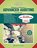 Students' Handbook on Advanced Auditing: Padhuka CA Final