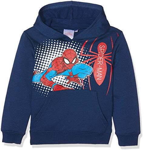 Marvel Spiderman, Sudadera con Capucha para Niños