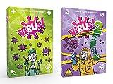 Outletdelocio. Pack Juego de Cartas Virus + Expansion Virus 2 Evolution. Edicion Española. +8 años