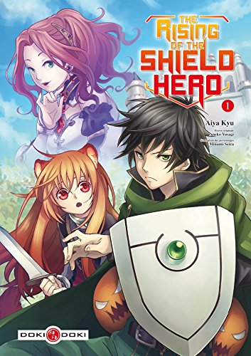 The Rising of the Shield Hero Edition simple Tome 1