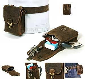 Borsello marsupio borsa da cintura cinta porta chiavi - Porta metro da cintura ...