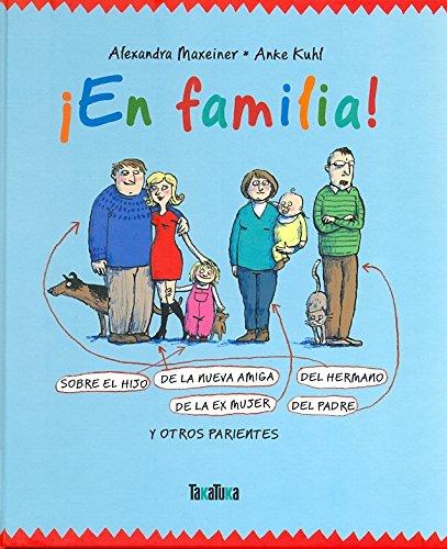 Portada del libro ¡En familia! (No Ficcion (takatuka))