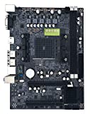 BEESCLOVER Desktop Motherboard FM2+ Desktop Motherboard Unterstützung DDR3 16G Unterstützung 7650K VGA HDMI SATA 3.0 A88